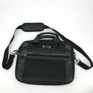 Kenneth Cole RTech Black Urban Traveler Laptop Bag